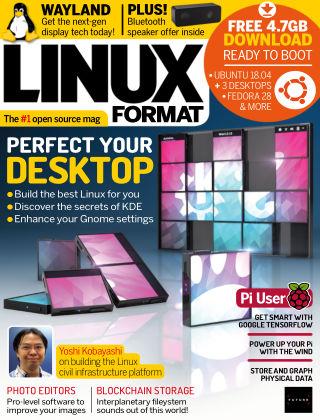 Linux Format Jul 2018