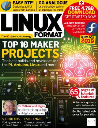 Linux Format Jan 2019