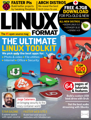 Linux Format Issue 246