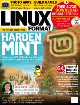 Linux Format Issue 247