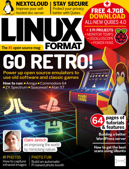 Linux Format March 12, 2019 00:00