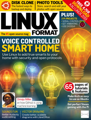 Linux Format Issue 249