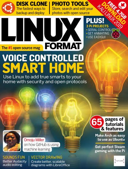 Linux Format April 09, 2019 00:00