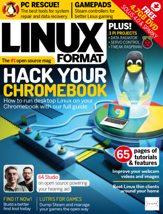 Linux Format Issue 250