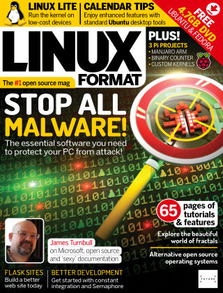 Linux Format Issue 251