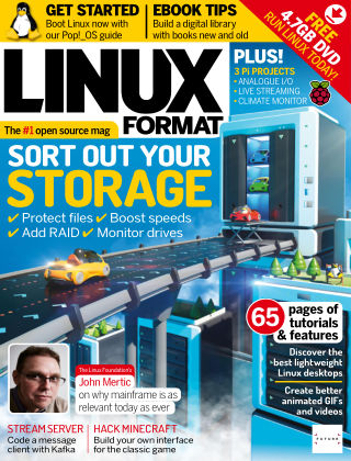 Linux Format Issue 252