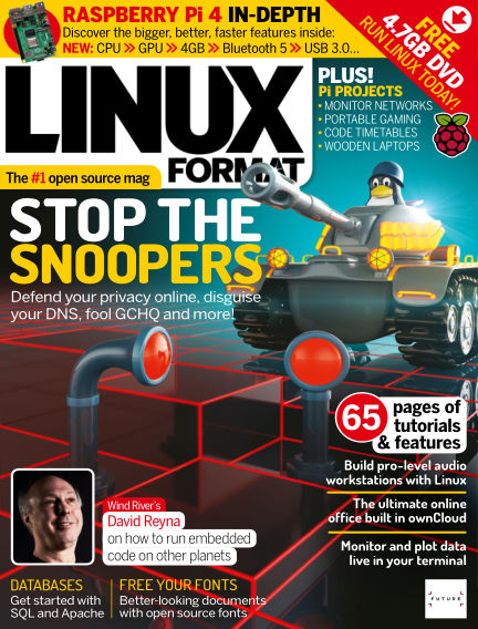 Linux Format July 30, 2019 00:00