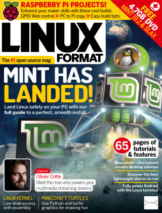 Linux Format Issue 255