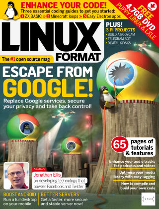 Linux Format Issue 256