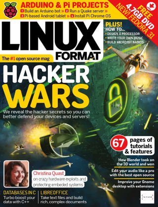 Linux Format Issue 258