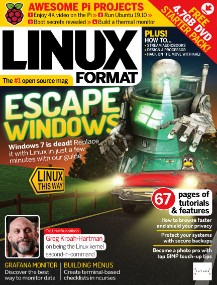 Linux Format January 14, 2020 00:00