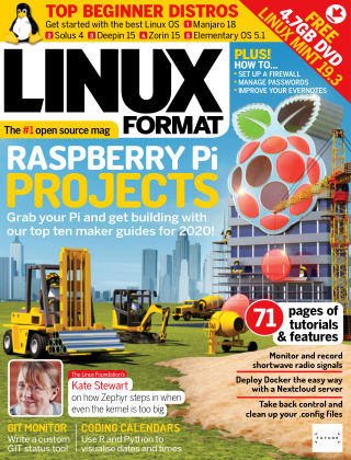 Linux Format Issue 260