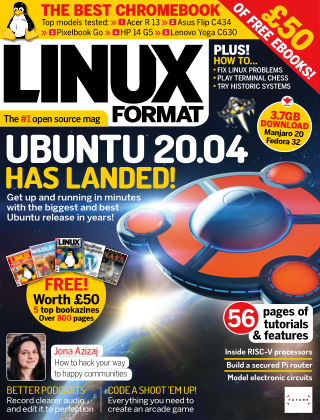 Linux Format Issue 264