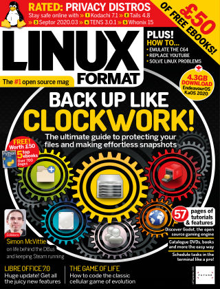 Linux Format Issue 267