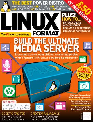 Linux Format November 2020