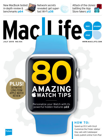 Mac Life June 23, 2015 00:00