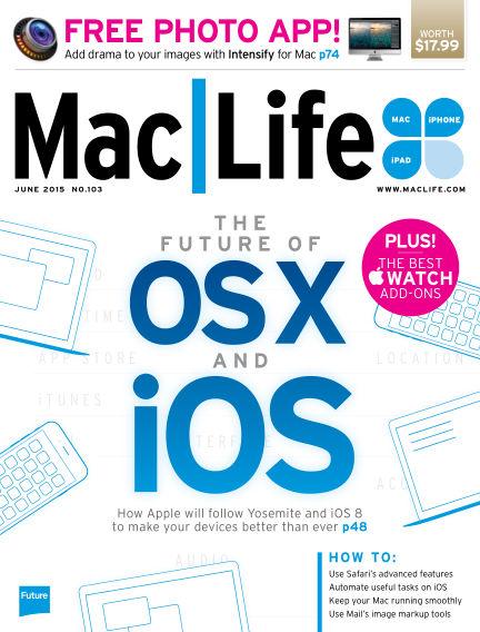 Mac Life May 26, 2015 00:00