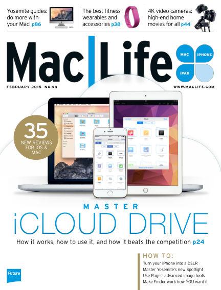 Mac Life January 06, 2015 00:00