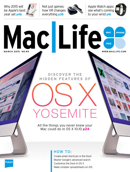 Mac Life February 03, 2015 00:00