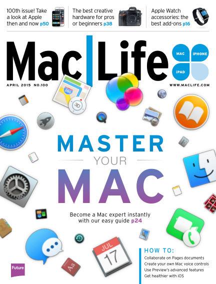 Mac Life March 03, 2015 00:00
