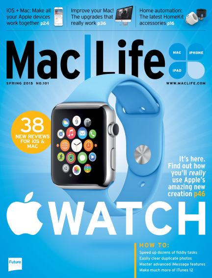 Mac Life March 31, 2015 00:00