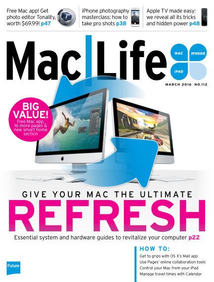 Mac Life February 09, 2016 00:00