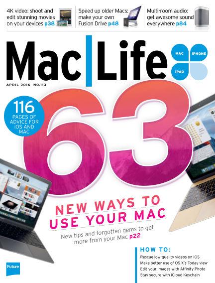 Mac Life March 08, 2016 00:00