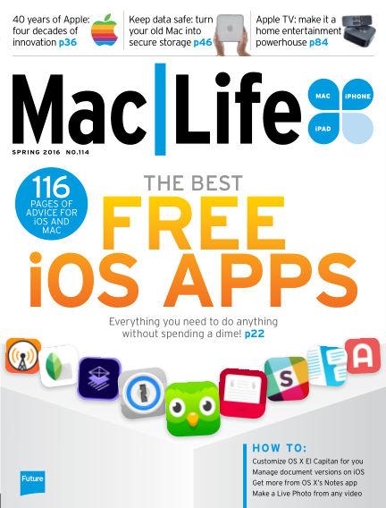 Mac Life April 05, 2016 00:00