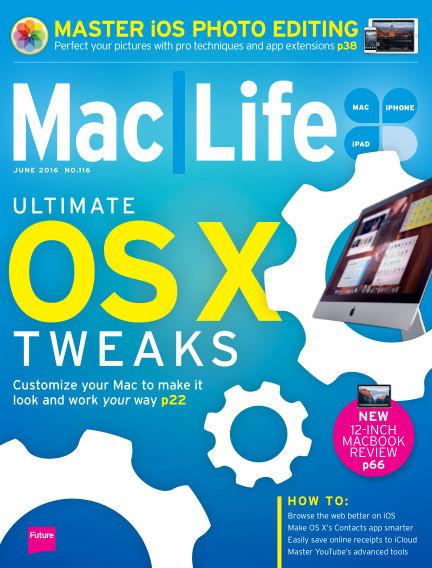Mac Life May 31, 2016 00:00