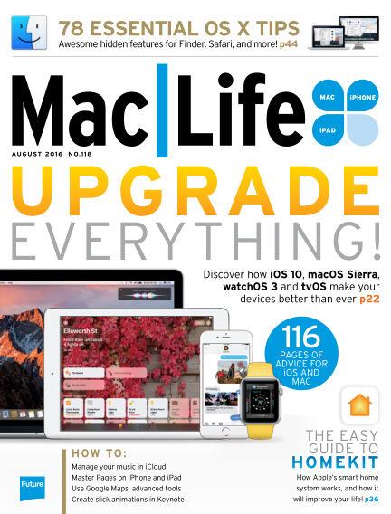 Mac Life July 26, 2016 00:00