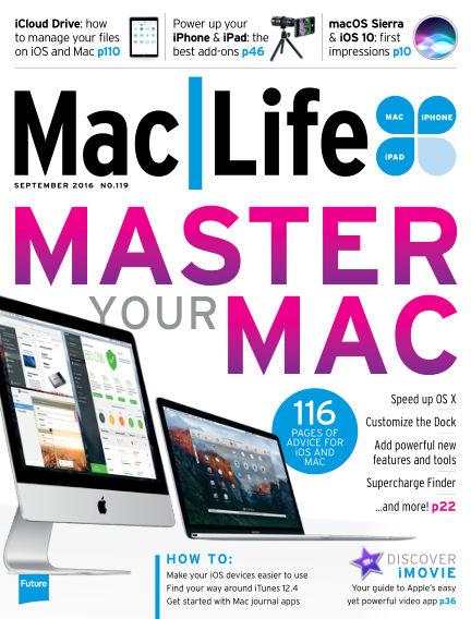 Mac Life August 23, 2016 00:00