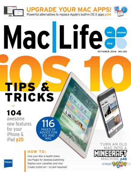 Mac Life September 20, 2016 00:00