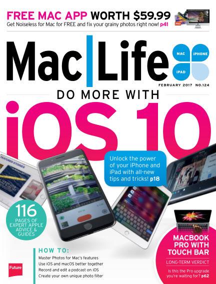 Mac Life January 10, 2017 00:00