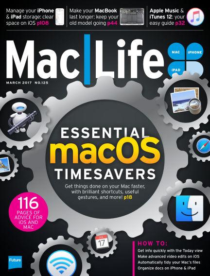 Mac Life February 07, 2017 00:00