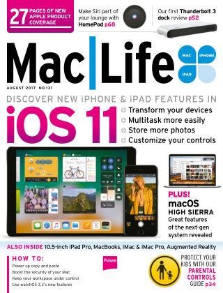 Mac Life Aug 2017