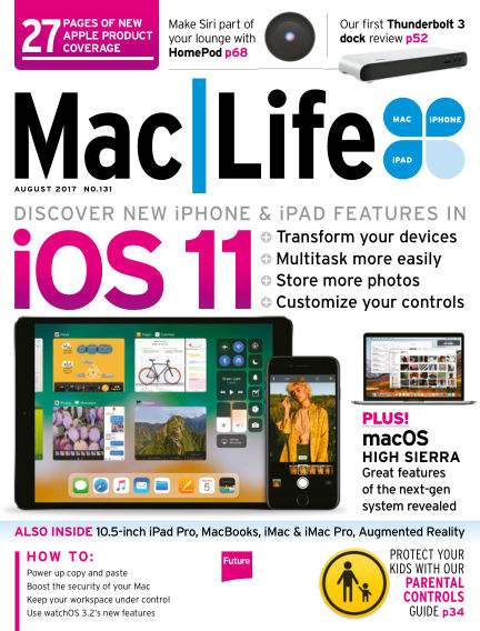 Mac Life July 25, 2017 00:00