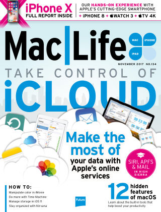Mac Life Issue 134