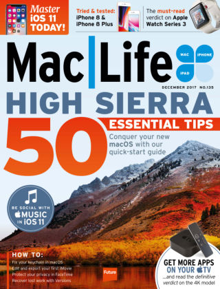 Mac Life Issue 135