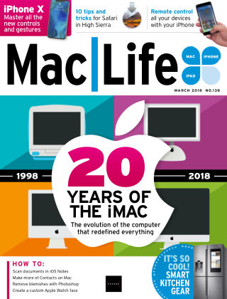 Mac Life Issue 138