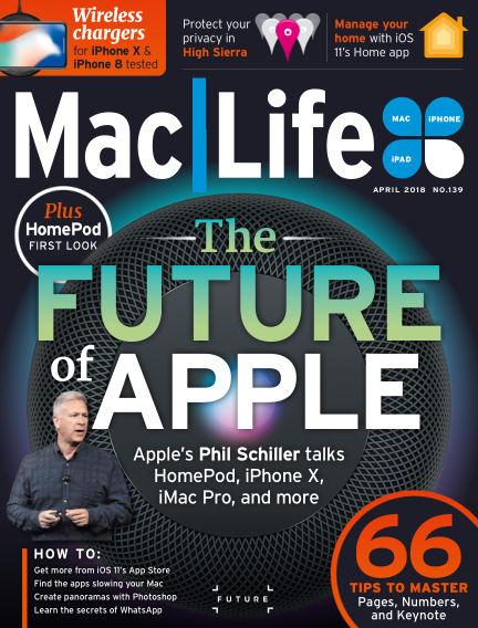 Mac Life March 06, 2018 00:00