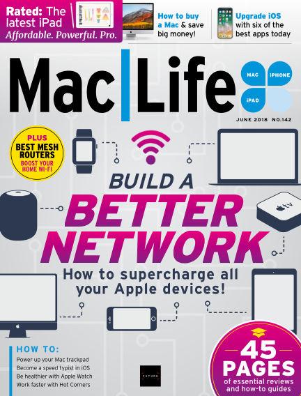 Mac Life May 29, 2018 00:00