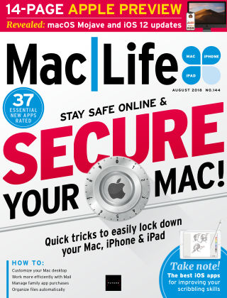 Mac Life Issue 144