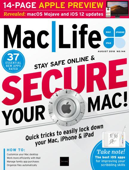 Mac Life July 24, 2018 00:00