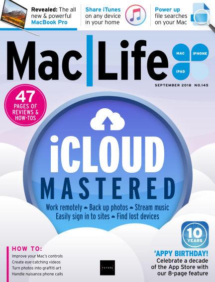 Mac Life August 21, 2018 00:00