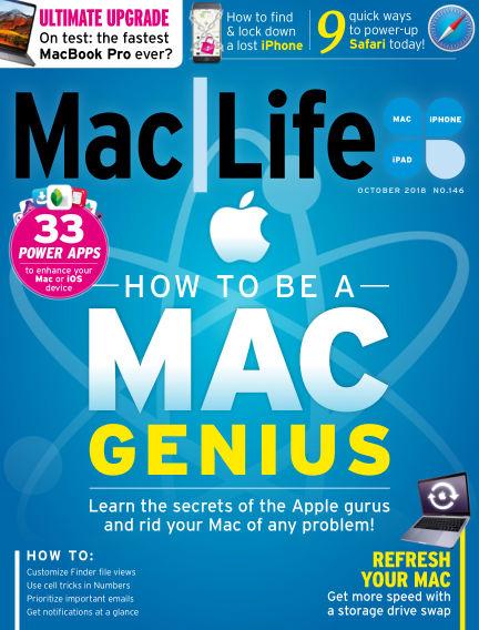 Mac Life September 18, 2018 00:00