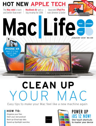 Mac Life Issue 149