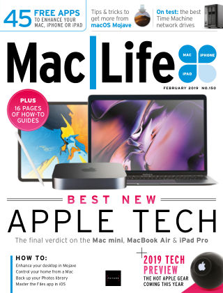 Mac Life Issue 150