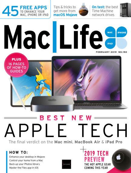 Mac Life January 08, 2019 00:00
