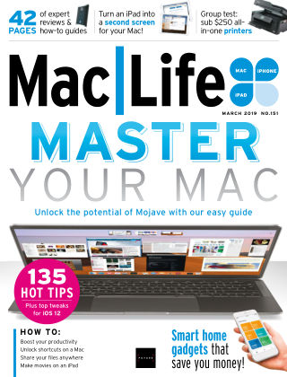 Mac Life Issue 151