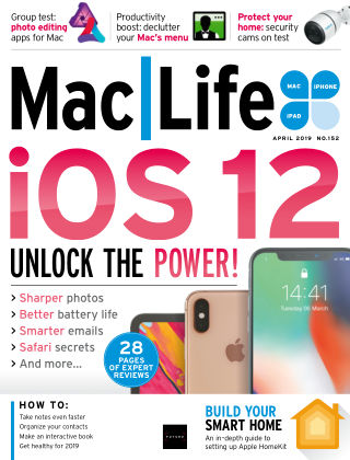 Mac Life Issue 152